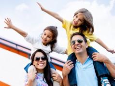 Dicas para planejar a viagem em família