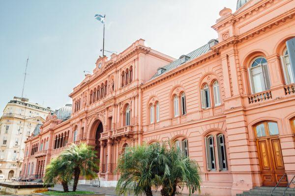 Casa Rosada, em Buenos Aires, uma das dicas de viagem para a Argentina