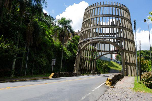Faça uma viagem a dois para Bento Gonçalves, um dos melhores destinos no sul
