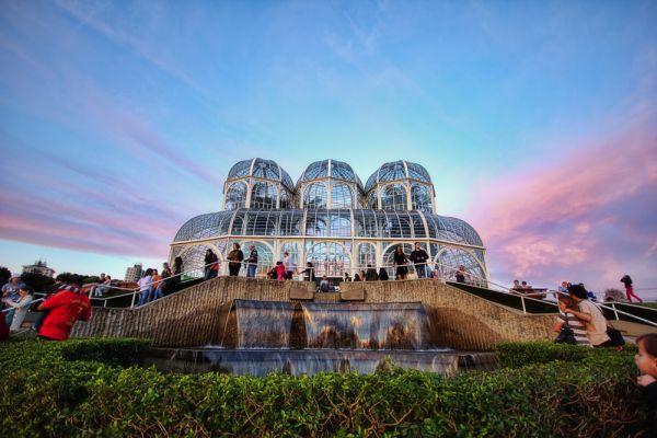 Jardim Botânico de Curitiba - Guichê Virtual