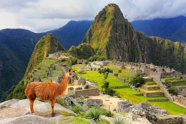 Machu Picchu - Viajar para a América do Sul