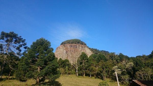 Gonçalves, na Serra da Mantiqueira