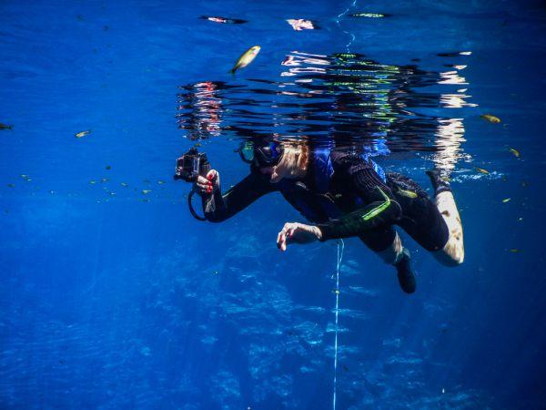 Turismo de aventura em Bonito - MS | Foto: Banco de imagens