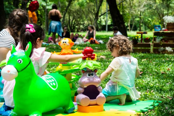 Parque do Ibirapuera - cidades brasileiras para viajar com crianças
