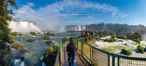Foz do Iguaçu - cidades brasileiras para viajar com crianças
