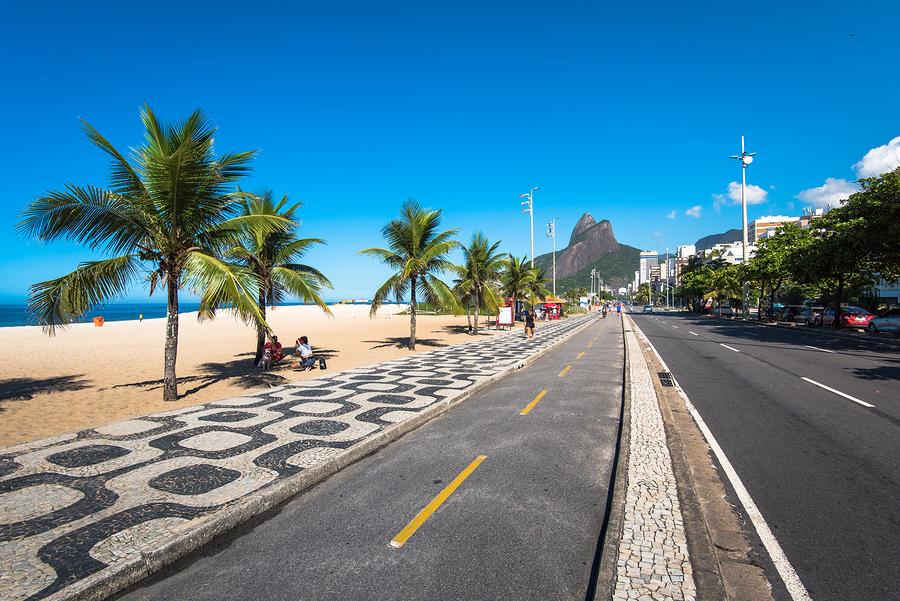 Ipanema, Praias do Sudeste, Guichê Virtual