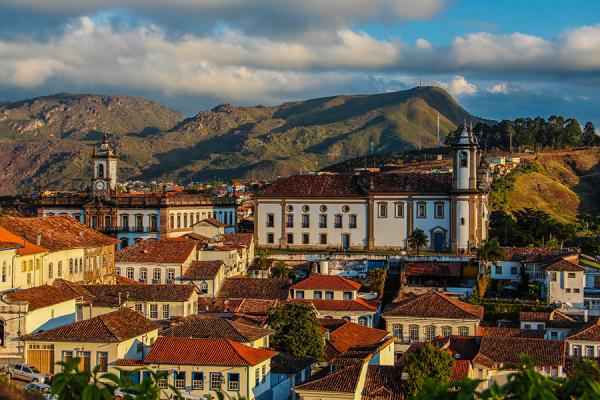 Ouro Preto - MG | Fonte: Banco de Imagens