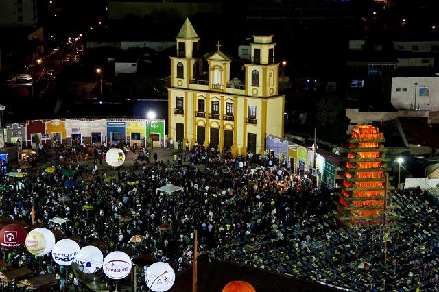 Maiores festas juninas - Campina Grande
