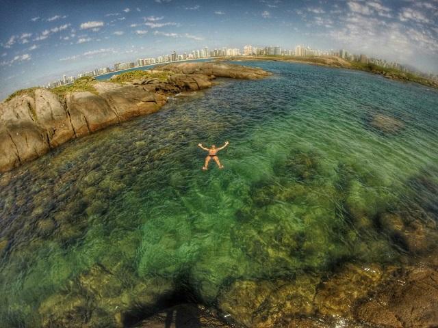 Ilha Pituã, lugares exóticos no Espírito Santo