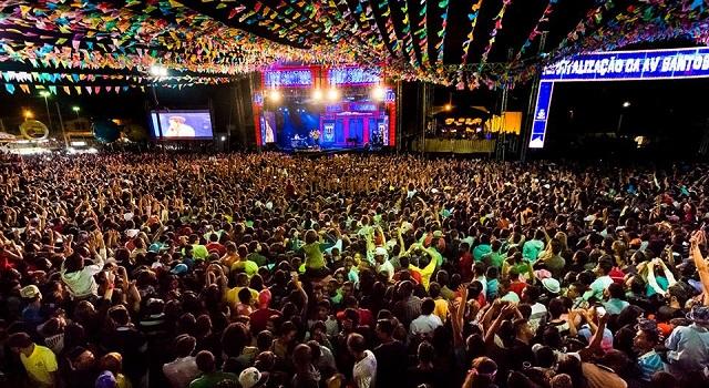 Maiores festas juninas - Irecê