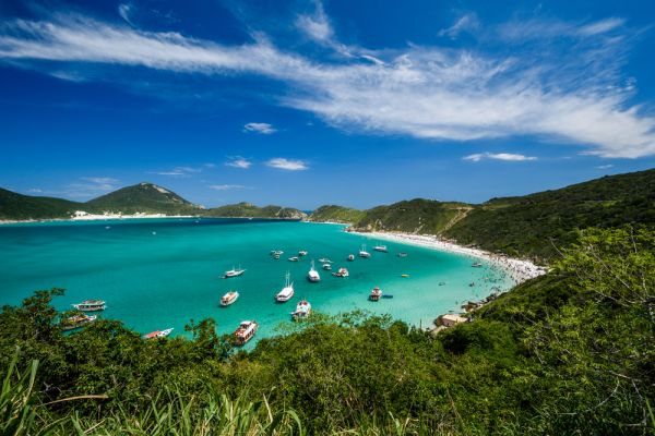 Pontal do Atalaia, Arraial do Cabo, ideal para conhecer durante as Olimpíadas