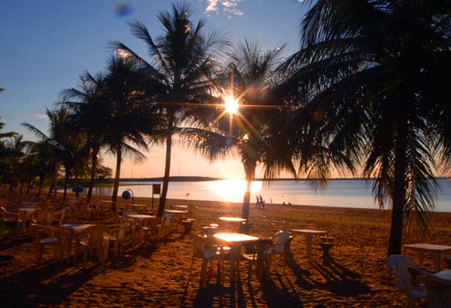 Praia Catarina, Ilha Solteira, SP, Guichê Virtual