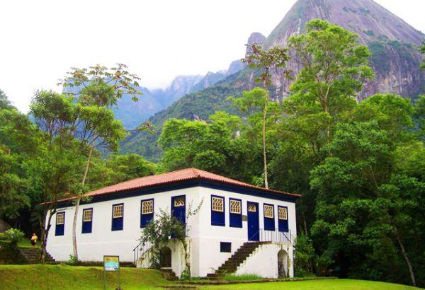 Sede de Guapimirim, no Parque Nacional da Serra dos Órgãos