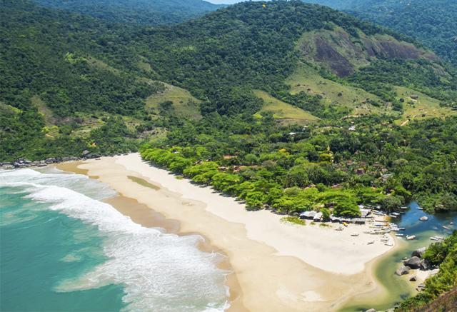 Praias paradisíacas, Ilhabela, Bonete ,Guiche Virtual