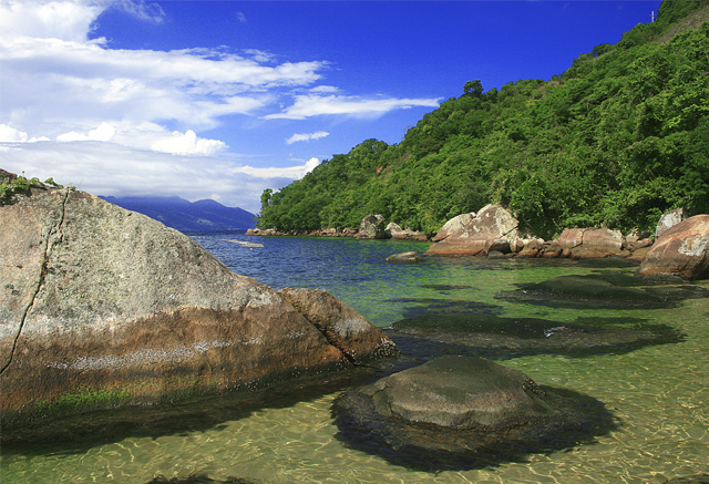 Praias paradisíacas, Lopes Mendes, Ilha Grande