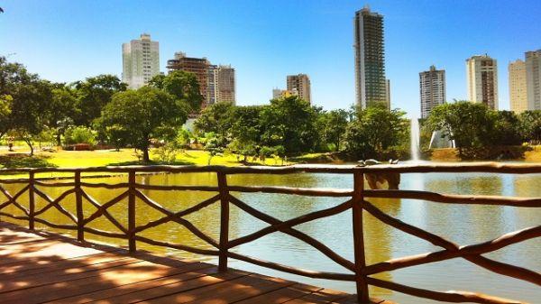 Centro Cultural Oscar Niemeyer, Goiânia - GO | Foto: Banco de Imagens