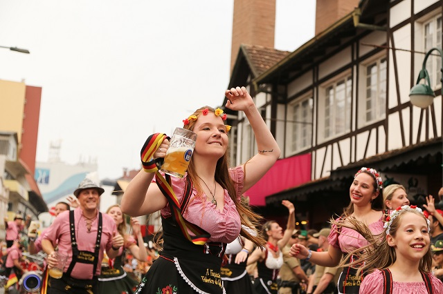 Oktoberfest Blumenau, Guichê Virtual