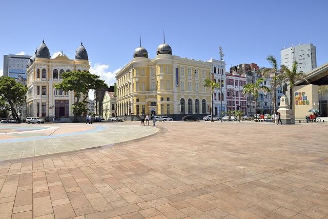 Recife, Pernambuco, Guichê Virtual