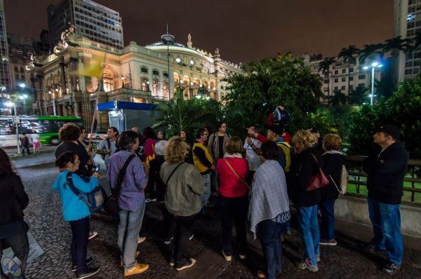 Tour de graça - São Paulo