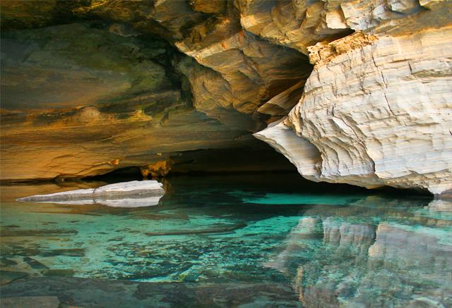 Parque Nacional da Chapada Diamantina, Parques Nacionais, Guichê Virtual