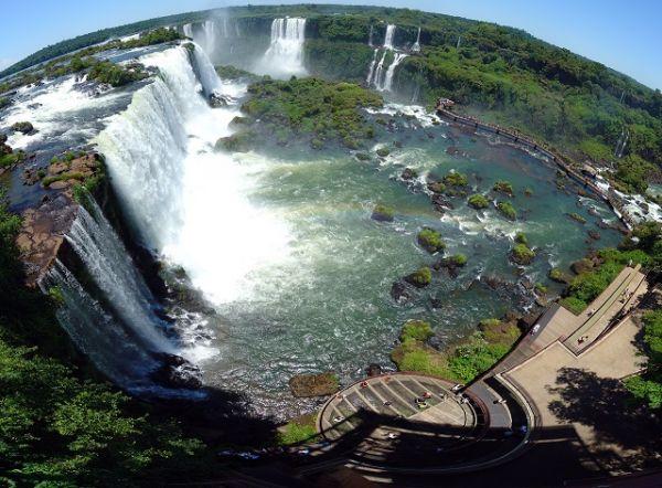 Cataratas - Foz do Iguaçu