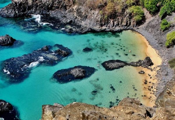 Baía dos Porcos - melhores praias do Nordeste