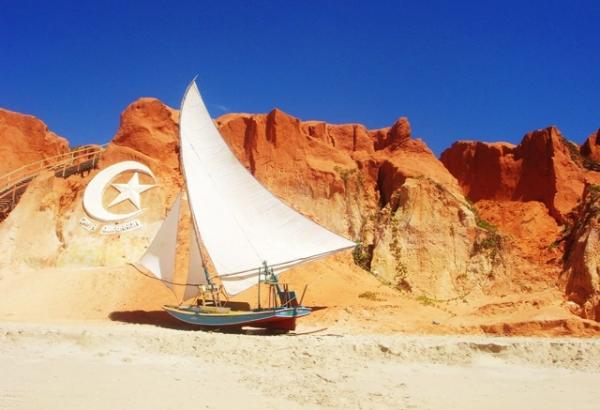 Canoa Quebrada - melhores praias do Nordeste