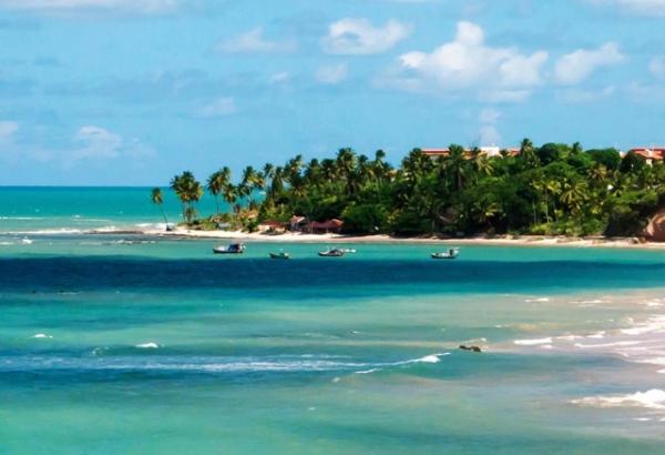 Carapibus - melhores praias do Nordeste