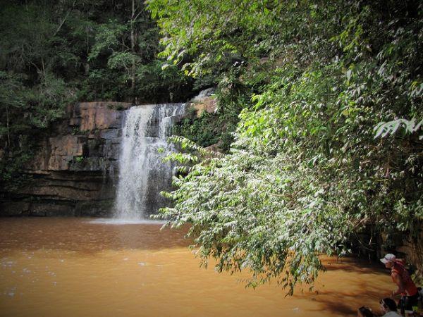 Parque Estadual da Serra Azul - MT | Fonte: Banco de Imagens