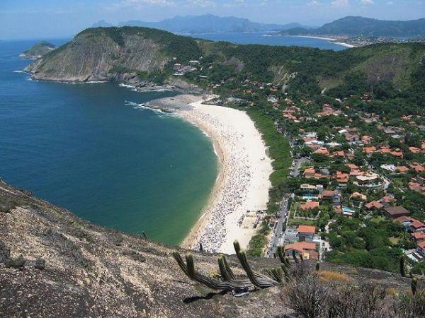 Costa da Itacoatiara - trilhas do Rio Janeiro