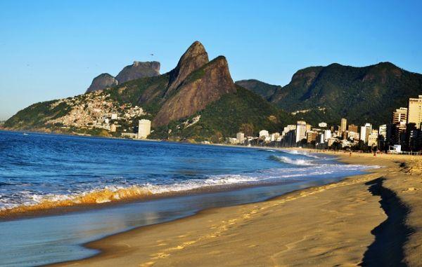 Morro Dois Irmãos - trilhas do Rio Janeiro