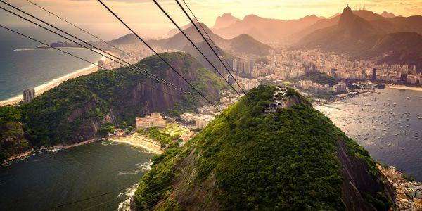 Morro da Urca - trilhas do Rio Janeiro