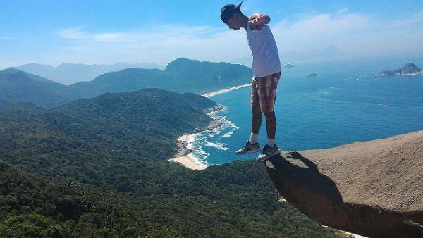 Pedra do Telégrafo - trilhas do Rio Janeiro