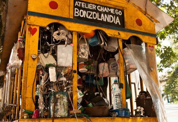 Ateliê Chamego Bonzolândia, no Rio de Janeiro