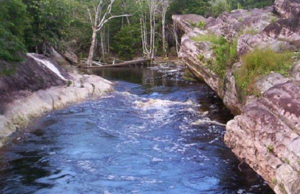 Cachoeira da Porteira, Presidente Figueiredo - AM | Foto: Banco de Imagens