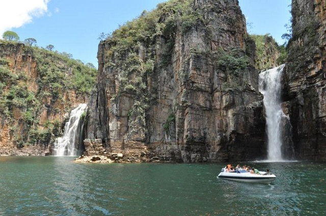Canyons em Capitólio, Guichê Virtual