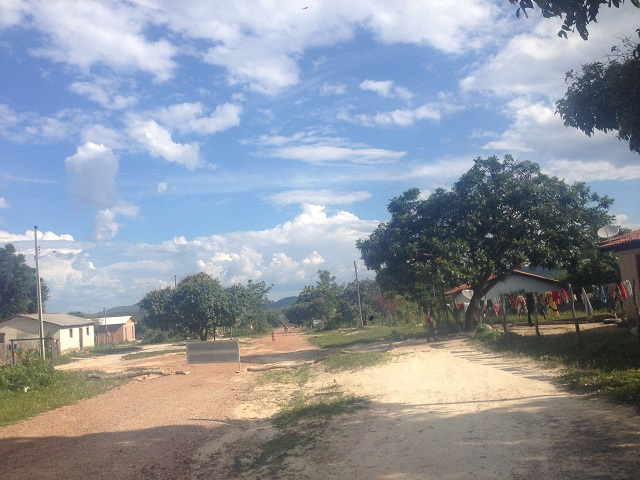 Vila Kalunga Engenho II, Chapada dos Veadeiros