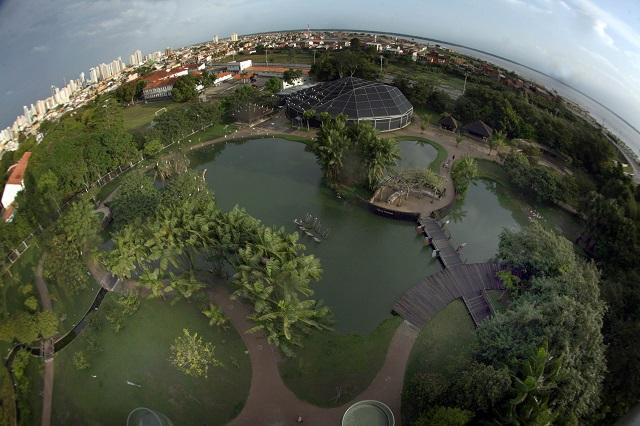 Mangal das Garças, Belém do Pará, Guichê Virtual