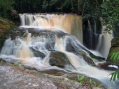Cachoeira do Santuário, Presidente Figueiredo