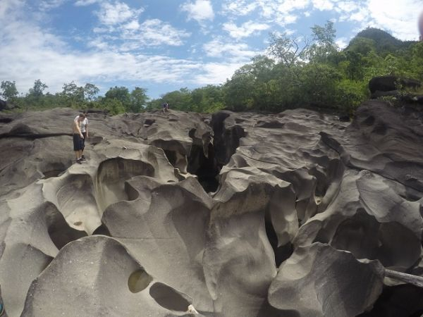 Vale da Lua, uma das principais atrações naturais da Chapada dos Veadeiros. Créditos: Tawana Miquelino
