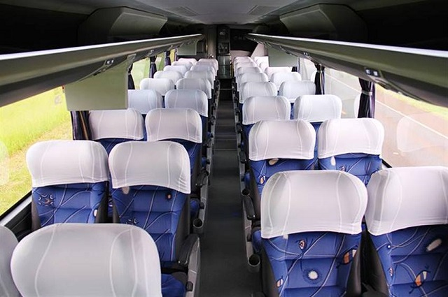 Ônibus Executivo da Transpen, Guichê Virtual