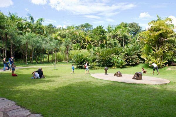 O que fazer em Brumadinho: Jardins do Inhotim
