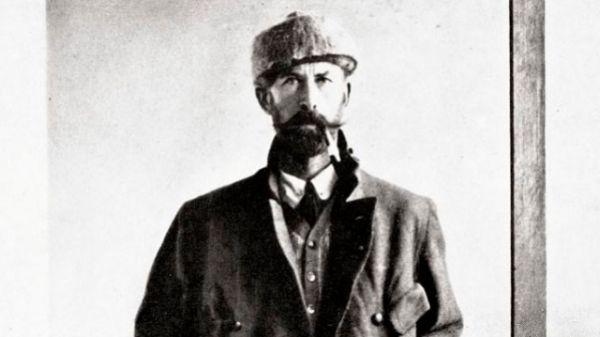 Retrato do coronel britânico Percy Fawcett