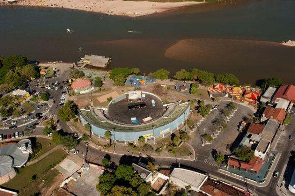 Porto do Baé. Créditos: José Medeiros