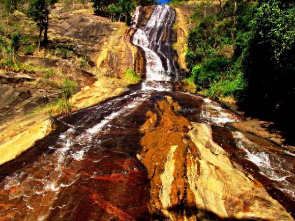Cachoeiras - Pancas