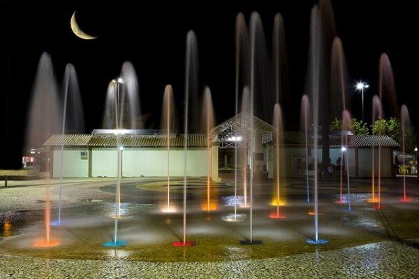 Roteiro em Caldas Novas: Praça Mestre Orlando