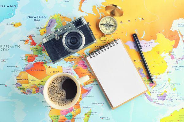 Documentos - segurança para viajar
