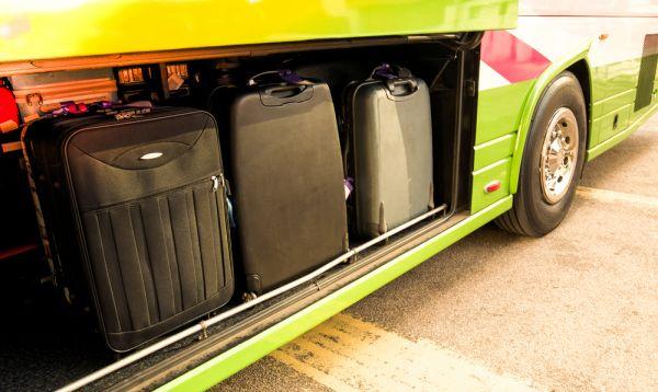 Bagagem - segurança para viajar