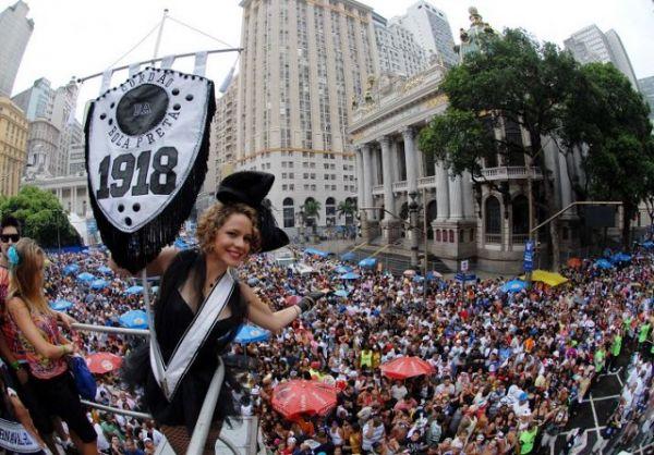 Cordão da Bola Preta, Rio de Janeiro - RJ | Fonte: Banco de Imagens