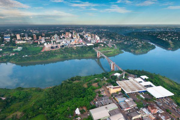 Ciudad del Este - destinos baratos na América do Sul